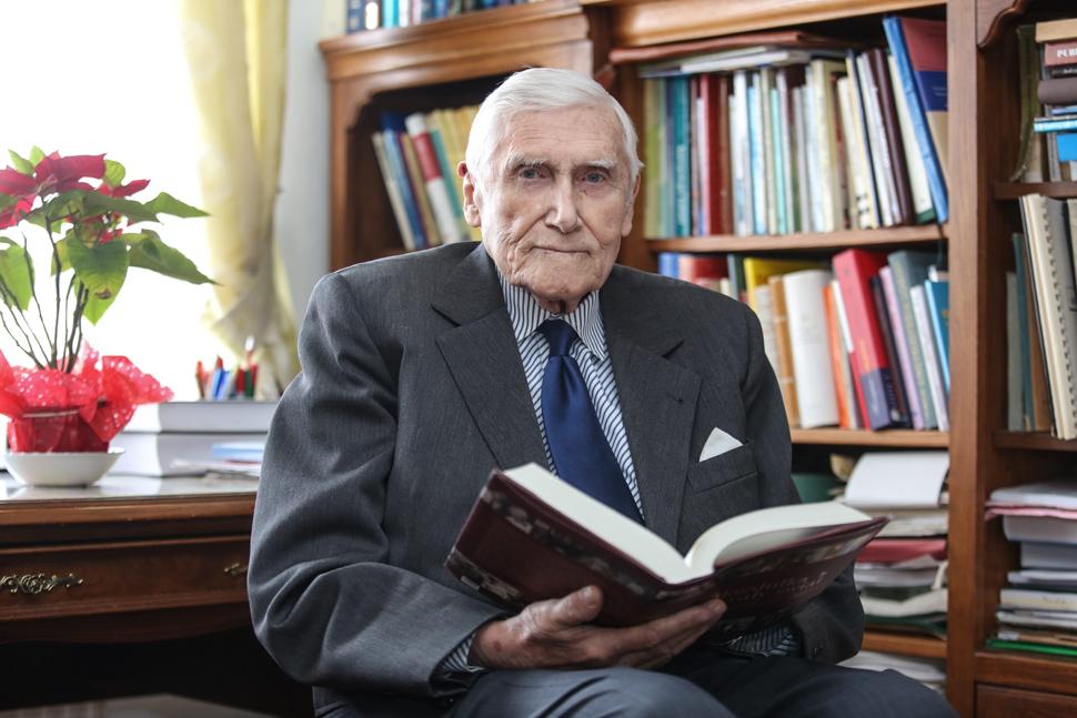 Prof. Witold Kieżun dla WP.PL: 100 tys. warszawiaków zostało skazanych na karę śmierci