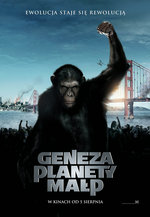 Geneza Planety Ma�p Rise of the Planet of the Apes