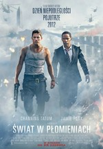 �wiat w p�omieniach White House Down