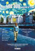 O p�nocy w Pary�u Midnight in Paris