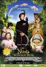 Niania i wielkie bum Nanny McPhee and the Big Bang