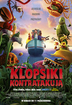 Klopsiki kontratakuj� Cloudy with a Chance of Meatballs 2