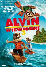 Alvin i wiewi�rki 3 3D Alvin and the Chipmunks: Chip-Wrecked