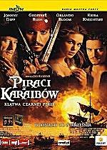 Piraci z Karaib�w: Kl�twa czarnej per�y Pirates of the Caribbean: The Curse of the Black Pearl
