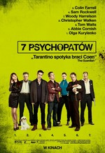 7 psychopat�w Seven Psychopaths