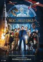 Noc w Muzeum 2 Night at the Museum 2: Battle of the Smithsonian