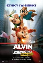 Alvin i Wiewi�rki: Wielka wyprawa Alvin and the Chipmunks 4
