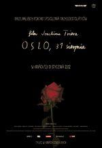 Oslo, 31 sierpnia Oslo, 31. August