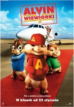 Alvin i wiewi�rki 2 Alvin and the Chipmunks: The Squeakuel