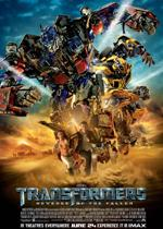 Transformers: Zemsta upad�ych Transformers: Revenge of the Fallen