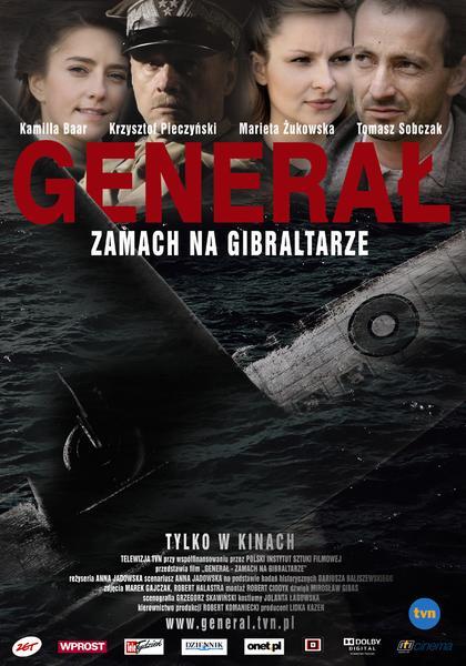 General. Zamach na Gibraltarze movie