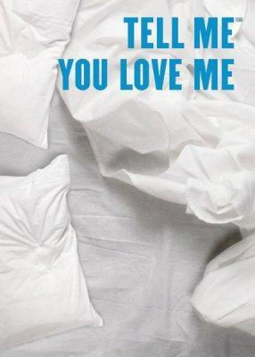 Powiedz, �e mnie kochasz - Plakat