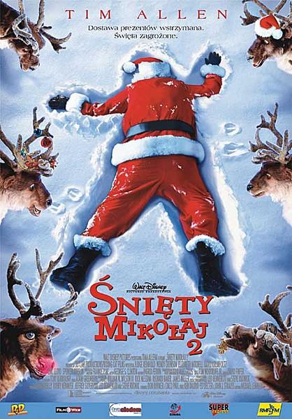 Śnięty Mikołaj 2/The Santa Clause 2 (2002)