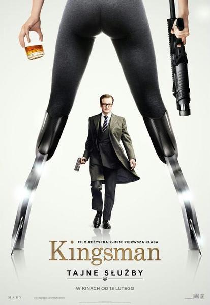 Film Jak Kingsman