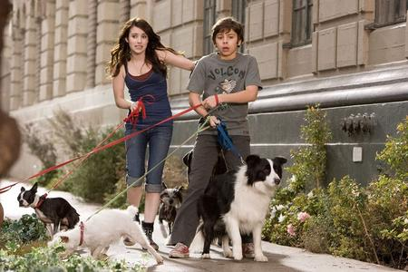 Hotel dla ps�w / Hotel for Dogs (2009) DVDRip XviD Dubbing PL