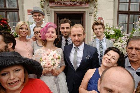 """""""Przepis na życie"""": Ślub Anki i Jerzego w finale!"""