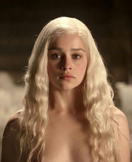 """""""Gra o tron"""": Emilia Clarke najbardziej pożądaną kobietą 2014"""