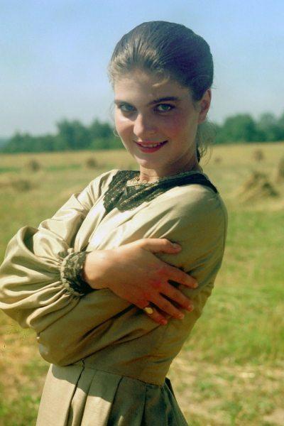 By�a jedn� z najseksowniejszych aktorek lat 80.