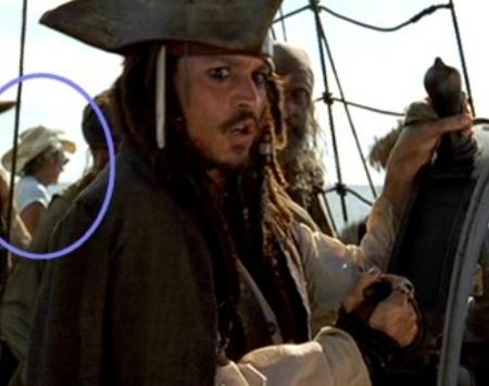 ''Piraci z Karaibów: Na nieznanych wodach'', 2011