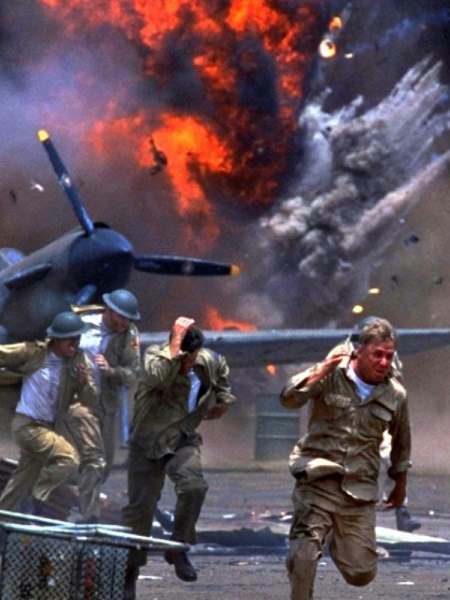 an overview of the movie pearl harbor by michael bay The first sentence of the hollywood reporter's pearl harbor review could have applied to every michael bay film ever made: theater owners, start your popcorn machines photos 7 music to movie directors: michael bay, david fincher, spike jonze.