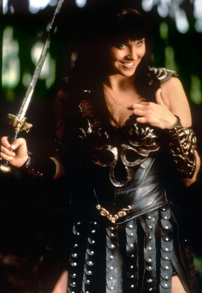 """""""Xena: Wojownicza księżniczka"""": Oto Lucy Lawless, jakiej nie znacie"""