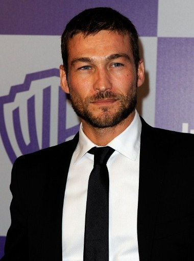 """Spartakus"": Andy Whitfield nie żyje"