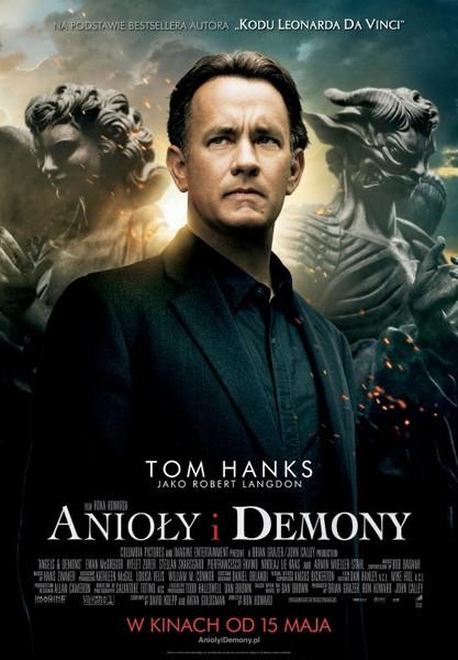 <font color=blue>Plakat filmu 'Anio�y i Demony'</font>