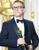 Christoph Waltz: Dzi� jest w �cis�ej czo��wce gwiazd Hollywood