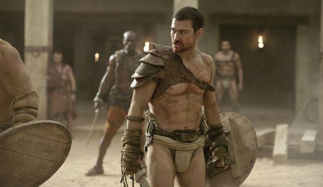 """""""Spartakus: krew i piach"""": dwa premierowe odcinki w każdą niedzielę w TV Puls!"""