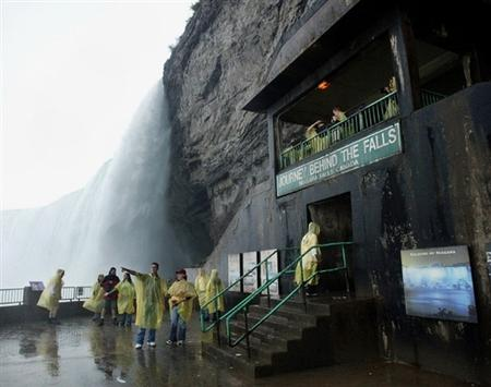 Wodospad Niagara - cud natury sprzed 12 tys. lat