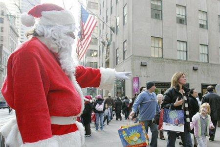 Jak Amerykanie obchodz� �wi�ta Bo�ego Narodzenia