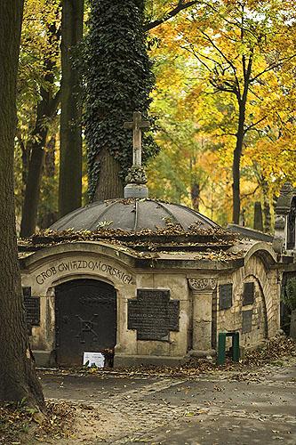 Jest w Polsce wiele cmentarzy, którą są nie tylko miejscem spoczynku zmarłych i refleksji żyjących krewnych. Cmentarzy z niezwykłym, niepowtarzalnym klimatem, które zachwycają swoją aurą, historią i wartością artystyczną. Jednym z nich jest niewątpliwie Cmentarz Rakowicki w Krakowie.