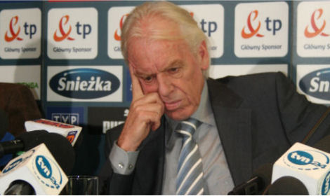 Polish Problems: Leo Beenhakker reacts angrily to sacking rumours