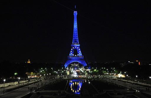 Wycieczka do Francji 2015