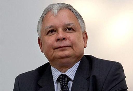 Prezydent Lech Kaczyński wyszedł ze szpitala - lech_kaczynski_prezydent_afp_512