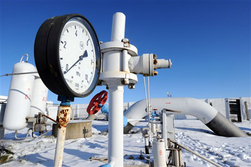 Narasta konflikt Rosja-Ukraina; gazu jak nie by�o, tak nie ma