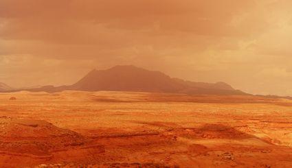 Niesamowite odkrycie! Czym jest tajemnicza baza na powierzchni Marsa?