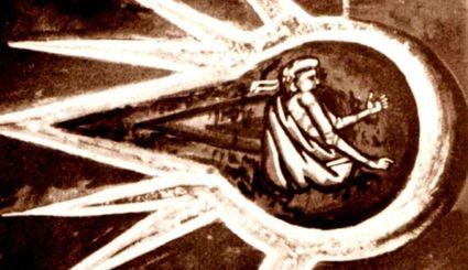 UFO z  epoki kamienia?