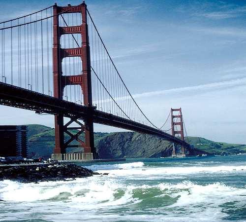 San Francisco znajdzie się pod wodą?