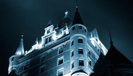 Hotele, w których straszy