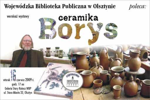 Ceramika -- Józef Borys