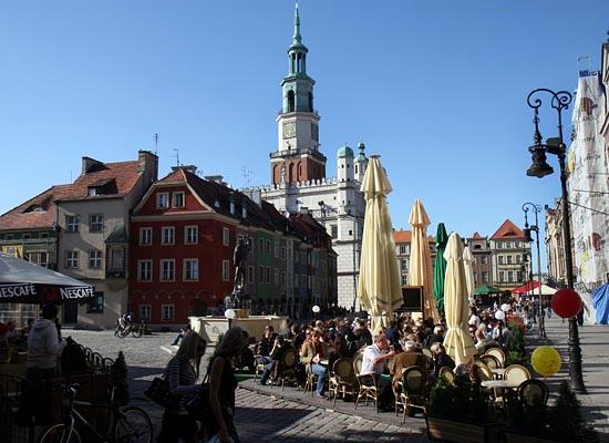 Ranking miast polskich: gdzie si� �yje najlepiej?