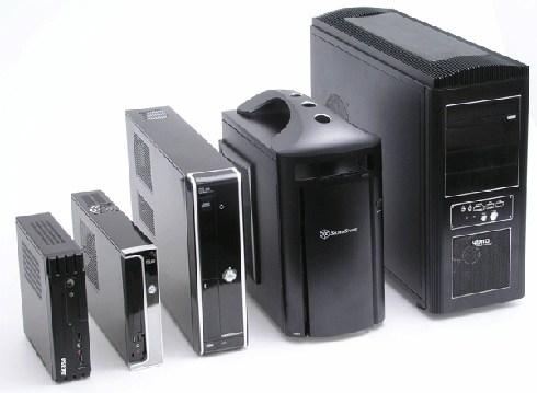 od lewej: obudowa (Mini ITX) Akasa Akasa Enigma, obudowa (Mini ...