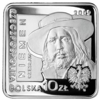 Czesław Niemen na monetach kolekcjonerskich NBP