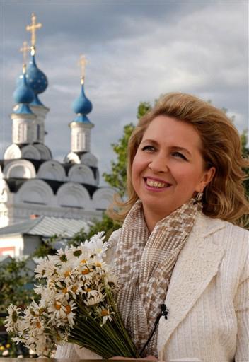 �ona Miedwiediewa przylecia�a do Polski