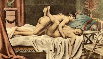 Staro�ytne metody antykoncepcji