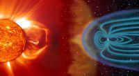 Czy pot�na burza magnetyczna zagrozi Ziemi?