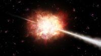 Naukowcy zobaczyli światło wybuchu sprzed 13 ...