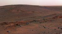 Kanały pod powierzchnią Marsa