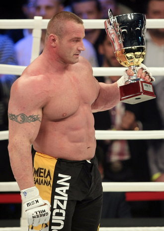 Pudzian MMA